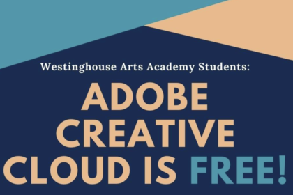 Adobe Creative Cloud: Free to WAACS Students!